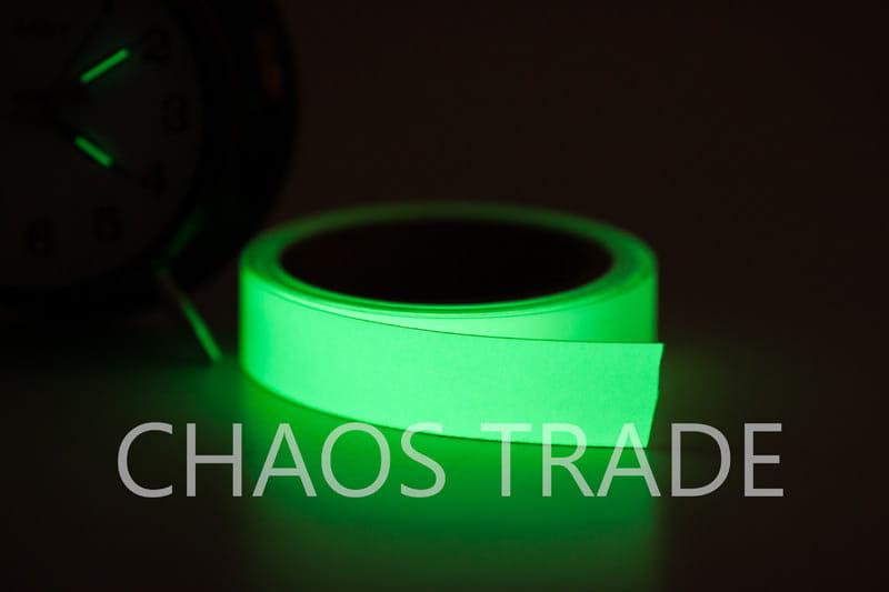Glow In The Dark Self Adhesive Luminescent Tape 25 5